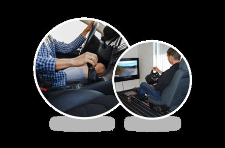 Kørekort til alm. bil, og rutinetimer