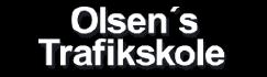 olsen's trafikskole logo